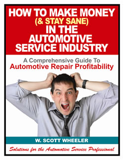 Book: How to Make Money in the Automotive Service Industry
