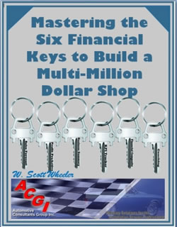 Mastering the Six Financial Keys to Build a Multi-Million Dollar Shop