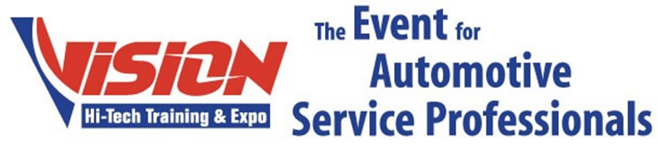 Vision - The Event for Automotive Service Professionals